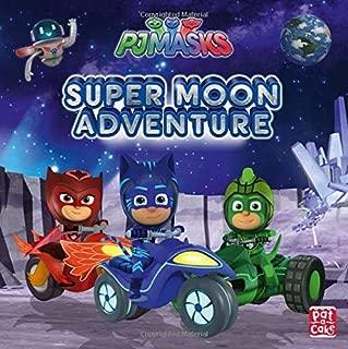 PJ Masks Super Moon Adventure Featuring Catboy Owlette Gekko