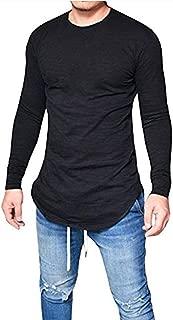 Best mens long sleeve scalloped shirt Reviews