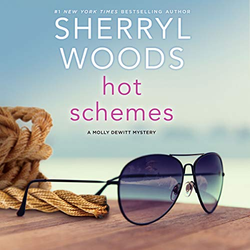 Hot Schemes audiobook cover art