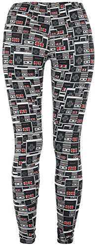 The Legend of Zelda - All Over Print Legging, Controller - Maat XL