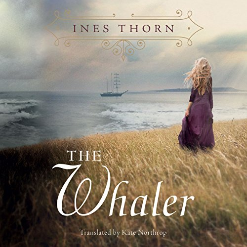 The Whaler audiobook cover art