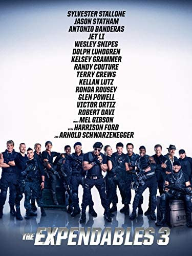 The Expendables 3 product image