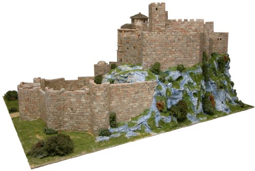 Loarre Castle Model Kit