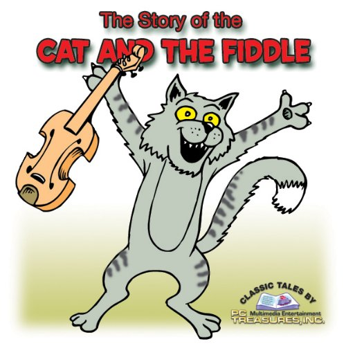 The Story of the Cat and the Fiddle audiobook cover art