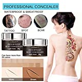Concealer Make up Tattoo Abdecken