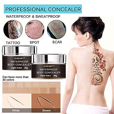 Concealer Make up Tattoo