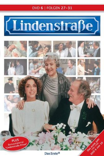 Lindenstraße - DVD 06 - Folgen 27-31