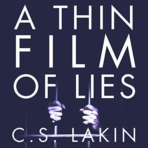 A Thin Film of Lies audiobook cover art