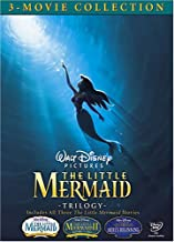 The Little Mermaid Trilogy: (The Little Mermaid/The Little Mermaid II: Return to the Sea/The Little Mermaid: Ariel's Beginning)