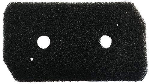 Comedes Schwammfilter kompatibel mit Bosch Trockner Wärmepumpentrockner   einsetzbar statt Bosch Filter 12007650   Schaumfilter Sockelfilter Nachmotorfilter Ausblasfilter Wärmetauscher (1 Stück)