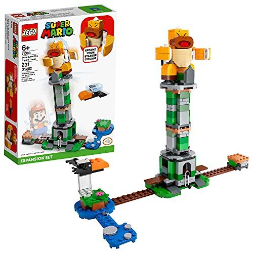 LEGO® Super Mario™ Set de Expansão Torre bamboleante do Mano Sumo Boss