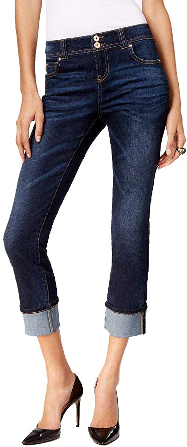 I.N.C. International Concepts Women's Petite Cropped Jeans