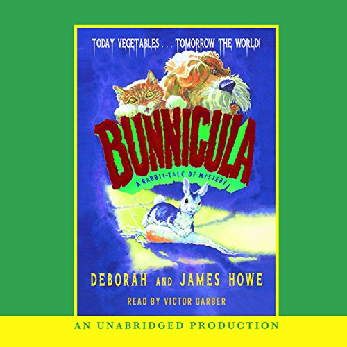Bunnicula: A Rabbit-Tale of Mystery audiobook cover art
