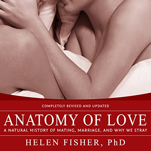 Anatomy of Love audiobook cover art
