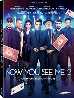 Now You See Me 2 Digital