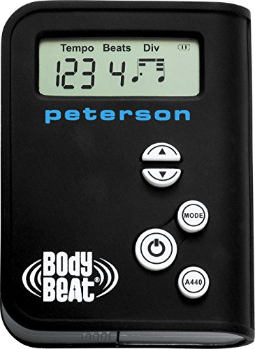 Peterson BB-1 BodyBeat Pulsing Metronome