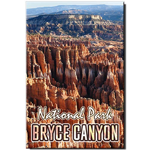 Bryce Canyon National Park fridge magnet Utah travel souvenir