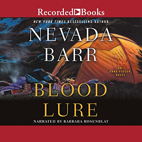 Blood Lure audiobook cover art