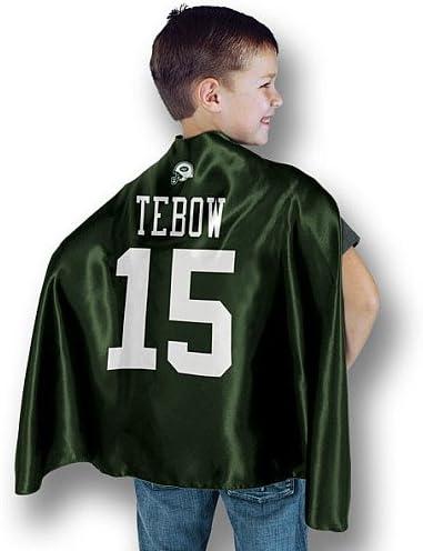 NFL New York Jets Tim Tebow Green Hero Cape