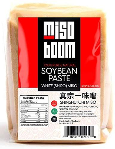 White Miso Paste White