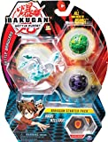 BAKUGAN- Starter Pack Modelo 9, 6055456, Multicolor