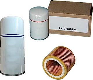 640120 640550 Air Filter Element Cartridge for Ceccato Chicago Pneumatic Air Compressor 2200640550