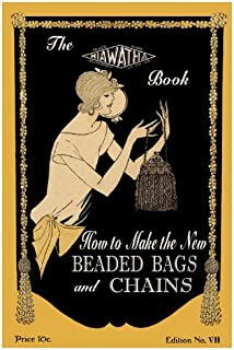 Hiawatha Beaded Bags #7 c.1924 19 Vintage Purses in Knitting and Crochet