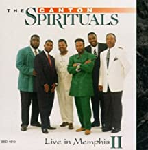 Best canton spirituals live in memphis 2 Reviews