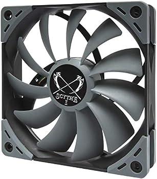 Scythe Kaze Flex 120mm Fan Quiet Case/CPU Cooler Fan PWM 300-1200 RPM