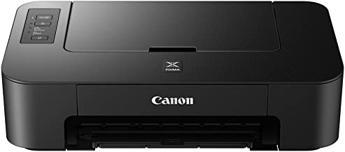 Canon PIXMA TS205 Drucker Farbtintenstrahl DIN A4 (Fotodruck, 4.800 x 600 dpi, USB,..