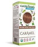 Cultivator's Organic Herbal Hair Colour - Caramel 100g