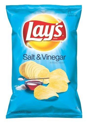 Lay's - Salt & Vinegar Potato Chips - 10.5 oz