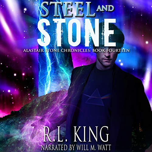 Couverture de Steel and Stone