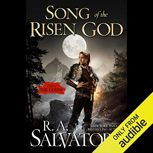 Page de couverture de Song of the Risen God