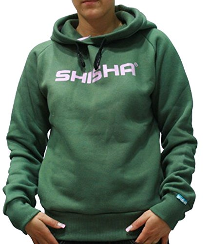 SHISHA GIRLS Hooded Classic forest in Groesse: XS