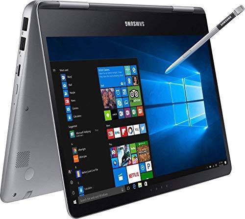 Premium 2019 Samsung Notebook 9 Pro Business 15.6' FHD 2-in-1 Touchscreen Laptop/Tablet Intel Quad-Core i7-8550U, 16GB DDR4, 128GB SSD, 2G Radeon 540 Backlit KB USB-C 4K Out S Pen Win 10 (Renewed)