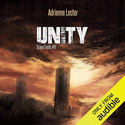 Unity audiobook cover art