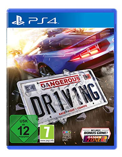 Dangerous Driving - [PlayStation 4]