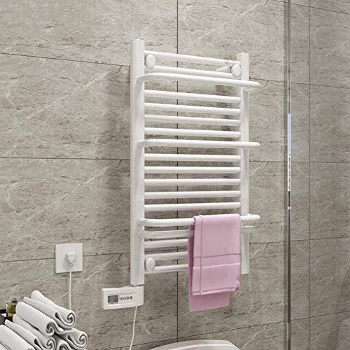 N/Z Inicio Equipo Calentador de Toallas Secador de Toallas en Enchufe eléctrico de bajo Consumo Estante de Toallas con calefacción para riel Calefactor de Toallas de baño