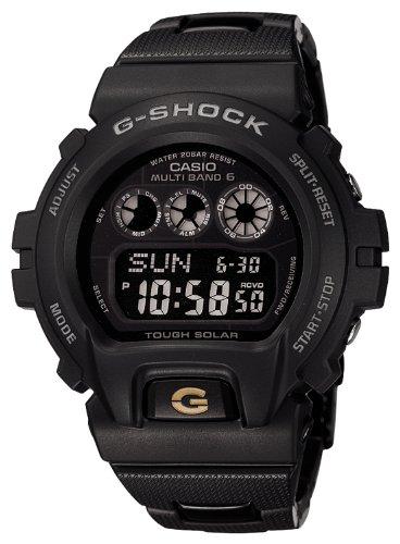 [カシオ] 腕時計 ジーショック 電波ソーラー GW-6900BC-1JF ブラック