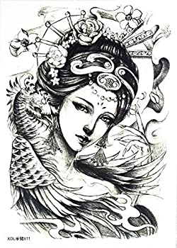 japanese phoenix tattoos
