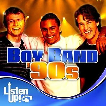 Listen Up: Boy Band 90s