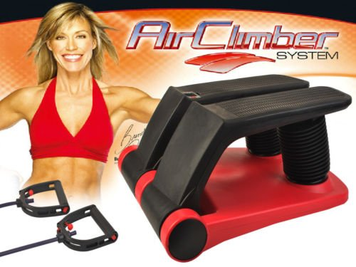 Air Climber - low impact air stepper, for fitness, workout, thigh exercise USA by Air Climber