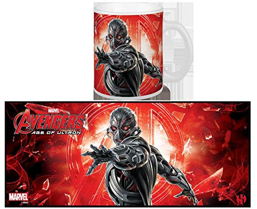 Semic Distribution - Smug078 - Ameublement Et Décoration - Mug Avengers 2 : Age of Ultron - Ultron