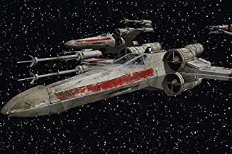 Star Wars Outer Space Stars X Wing Tv Movie Film Poster Fabric Silk Poster Print B0128-77
