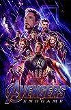 Theissen Marvel Comics Avengers:Endgame #1 Classic Marvel Movie Poster - Matte Poster Frameless Gift 28cm x 43cm)*IT-00247