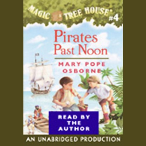 Pirates Past Noon audiobook cover art