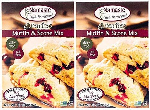 Namaste Foods Muffin Mix - Scone OF Ranking TOP20 Max 59% OFF 16 oz 2 pk-SET