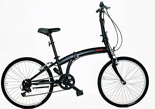 Gianni Bugno Bicicletta Folded Nero