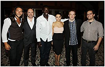 Black Sails Cast and Crew All Smiles Candid Shot 8 x 10 Photo
